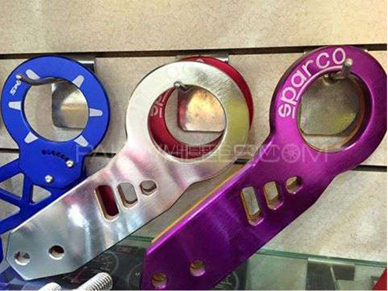 SPARCO Tow Hook  Image-1