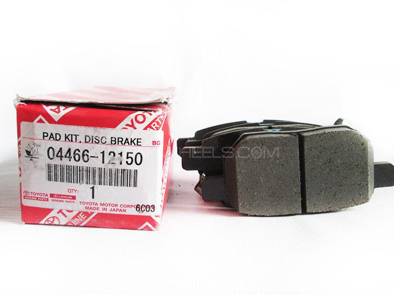 Toyota Corolla Genuine Rear Brake Pads Xli, Gli, Altis 2008 - 2014 Image-1