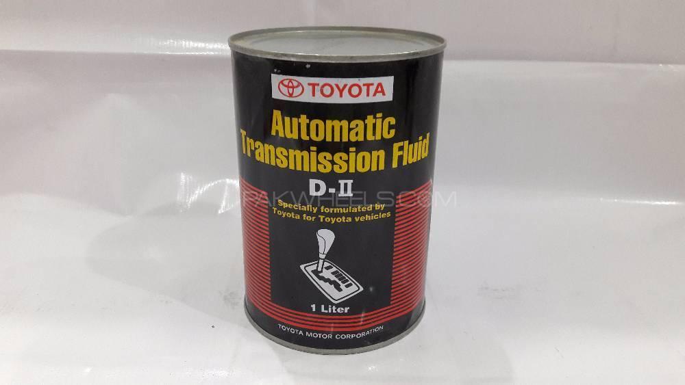 Transmission Oil Toyota Genuine D-II - MC  Image-1