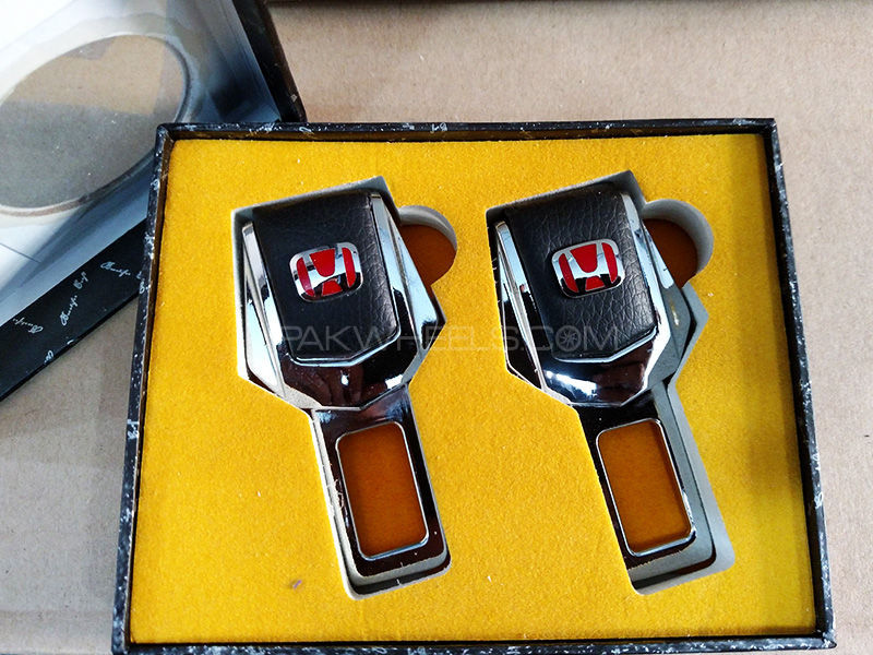 Honda Seat Buckle Leather  in Lahore
