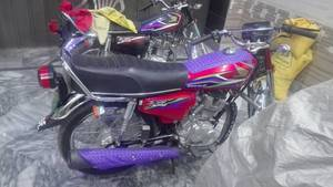 Motorcycles for Sale in Faisalabad - Used Bikes | PakWheels