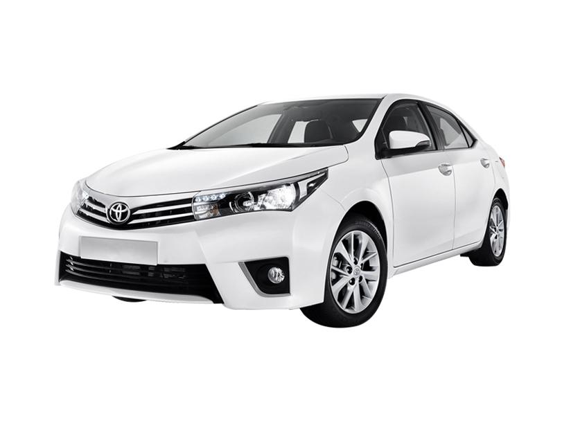 Toyota Corolla 2019 Exterior Pre facelift