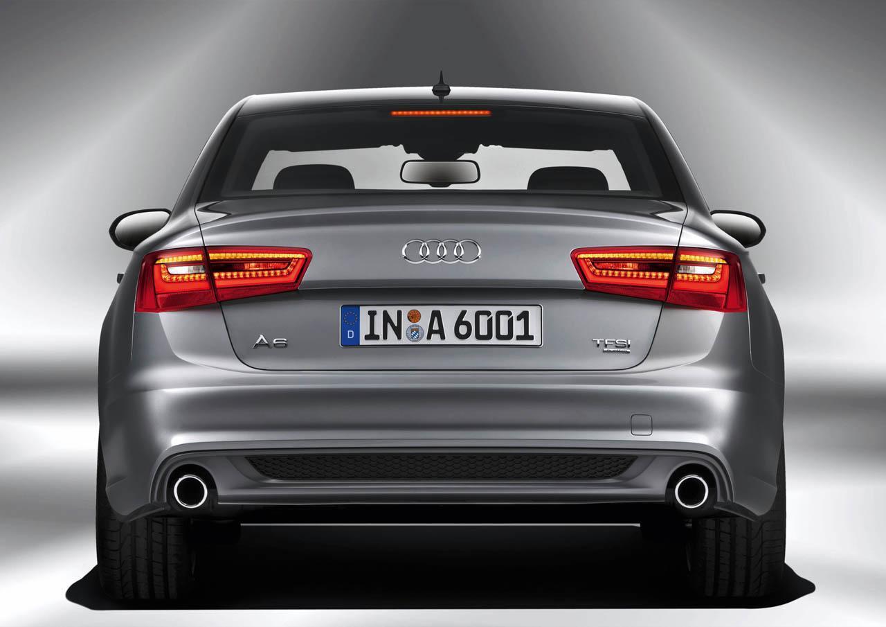 Audi A6 2019 Exterior Rear End