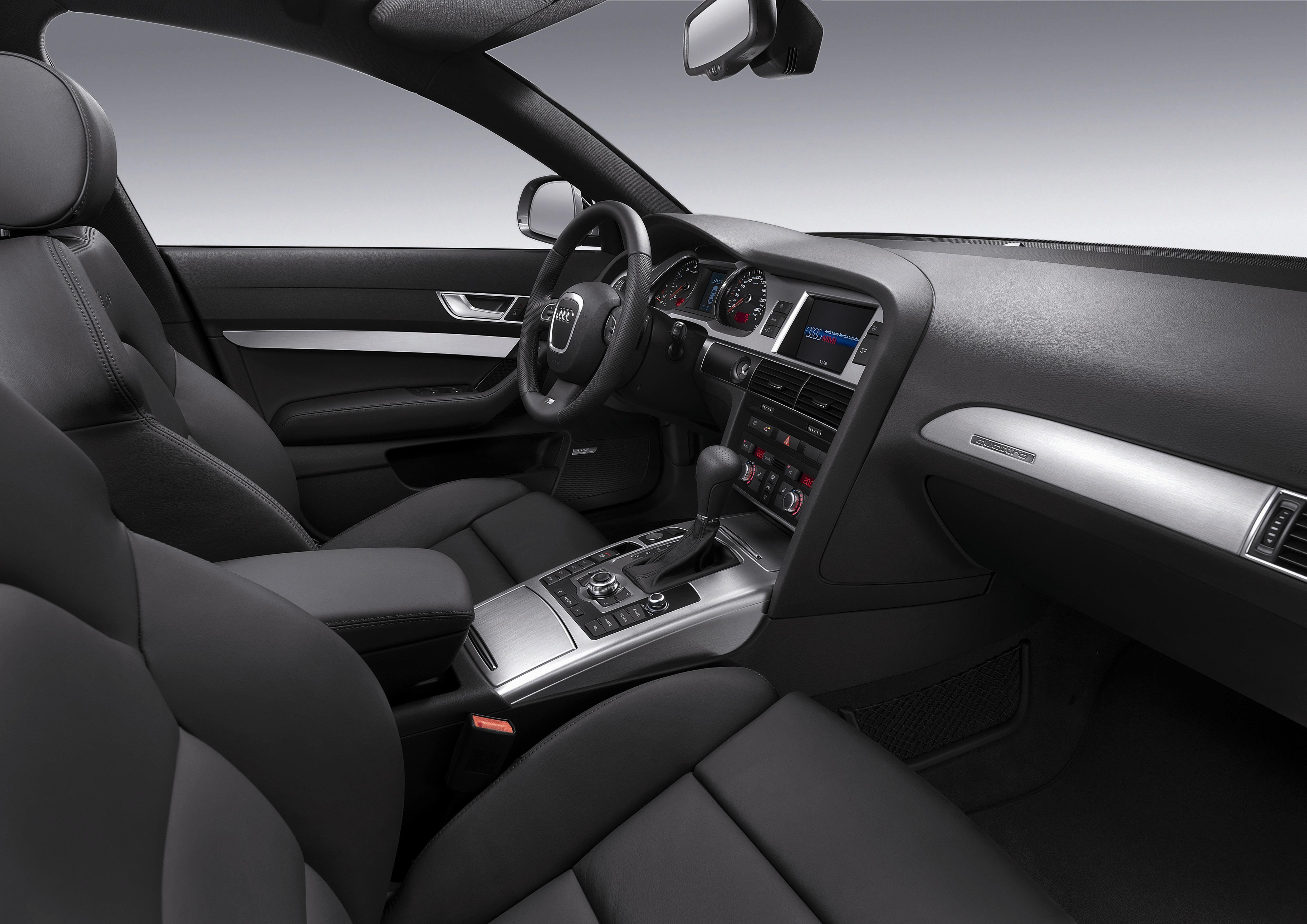 Audi A6 2019 Interior Dashboard