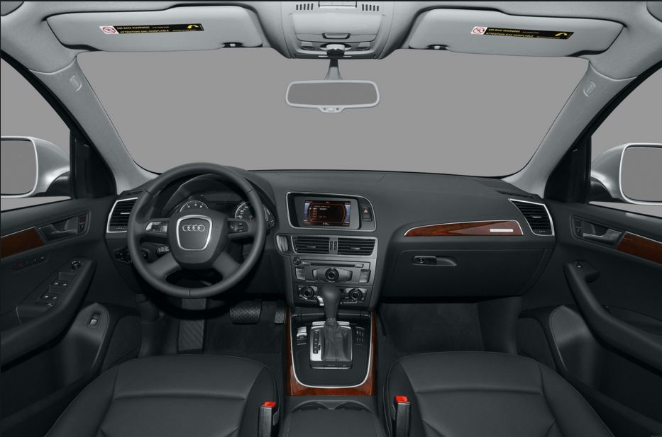 Audi Q5  Interior Dashboard