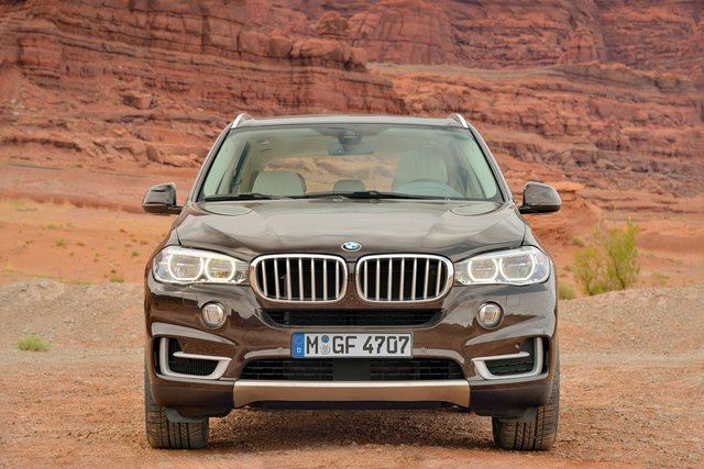 BMW X5 Series  Exterior Front End