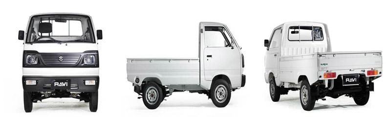 Suzuki Ravi 2019 Exterior