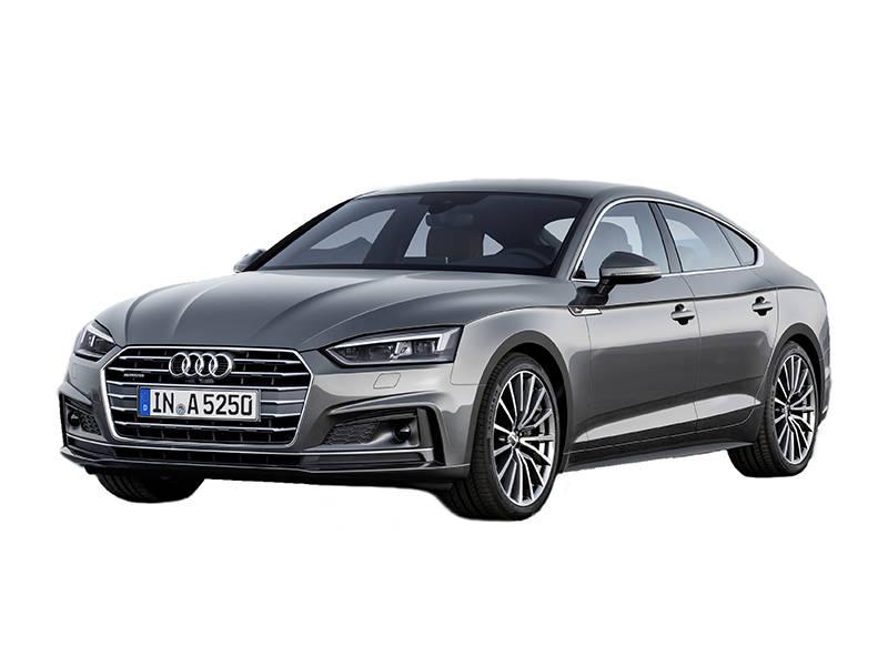 Audi A5 2019 Exterior Cover