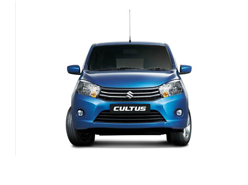 Suzuki Cultus 2019 Exterior Front View